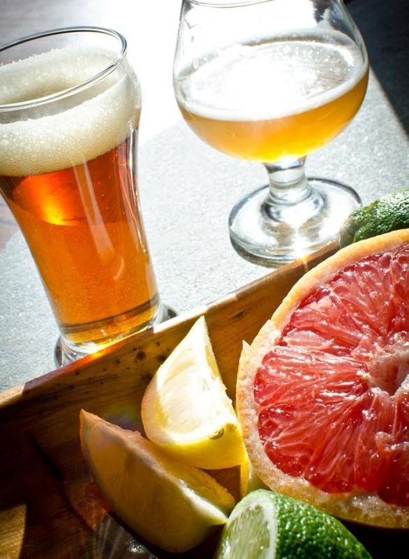 Fruit Beer Style Homebrewing