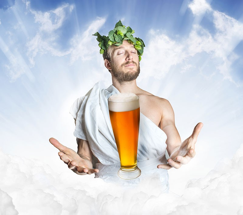 God of Beer: The Many Faces of the Beer God