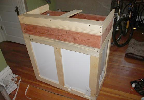 Keezer Homebrewing Build
