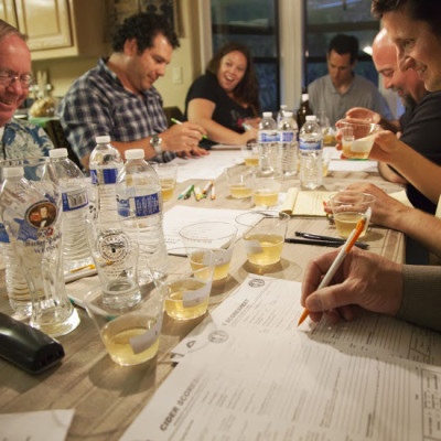 Quaff Cider Tasting