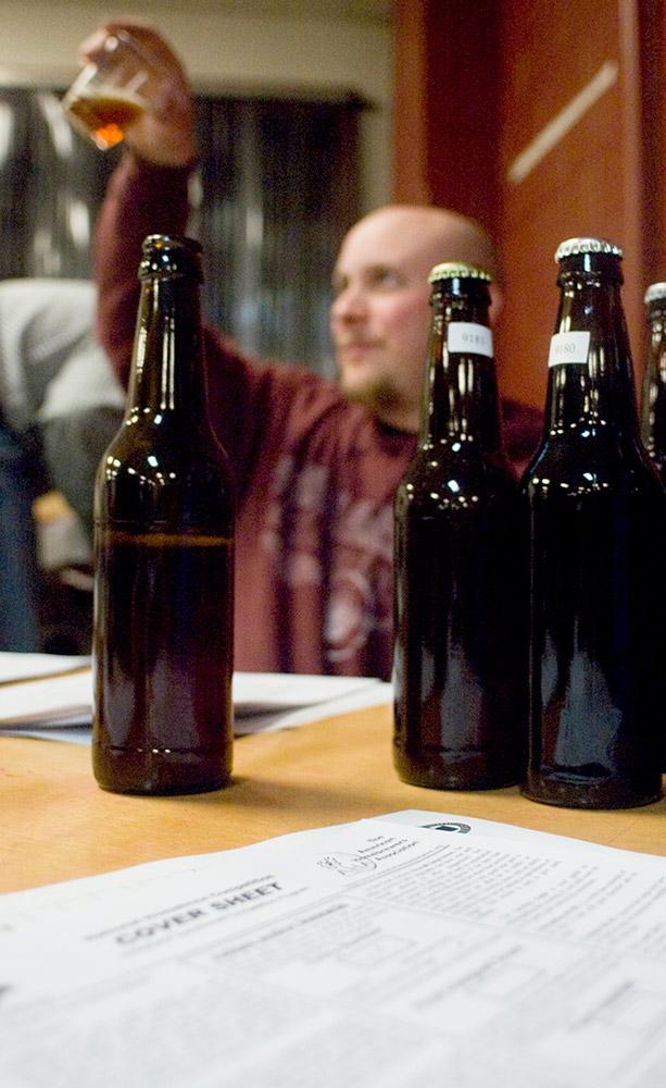 Certified Beer Judge