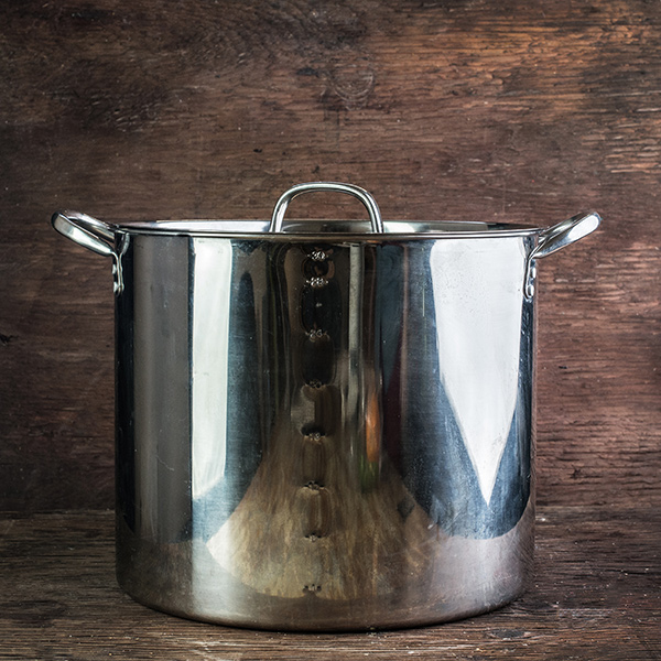 Sparge Pot
