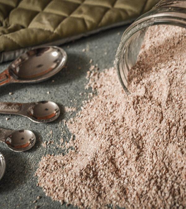 Spent Grain Flour