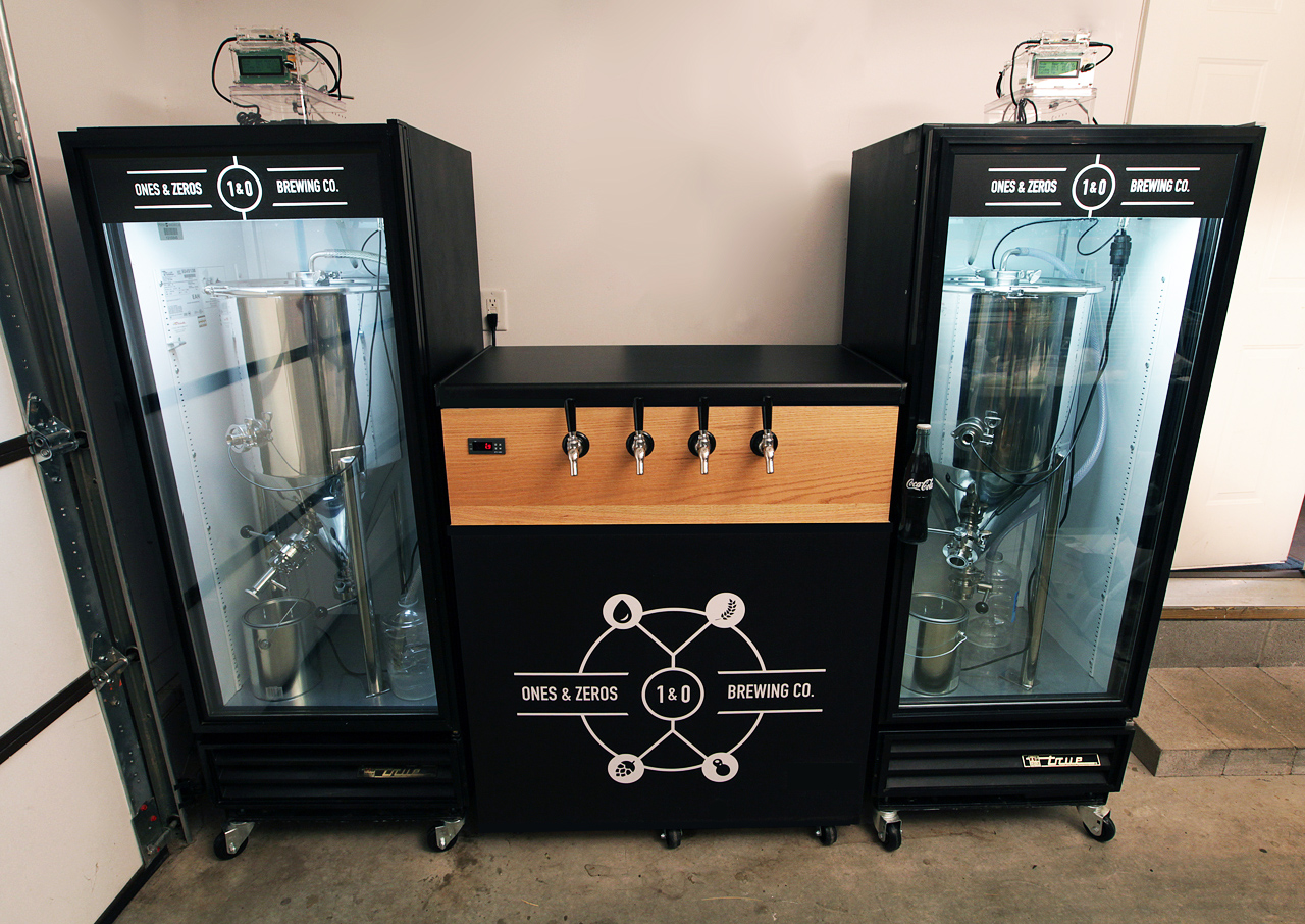 Brew Pi: The Future of Homebrew Fermentation | American