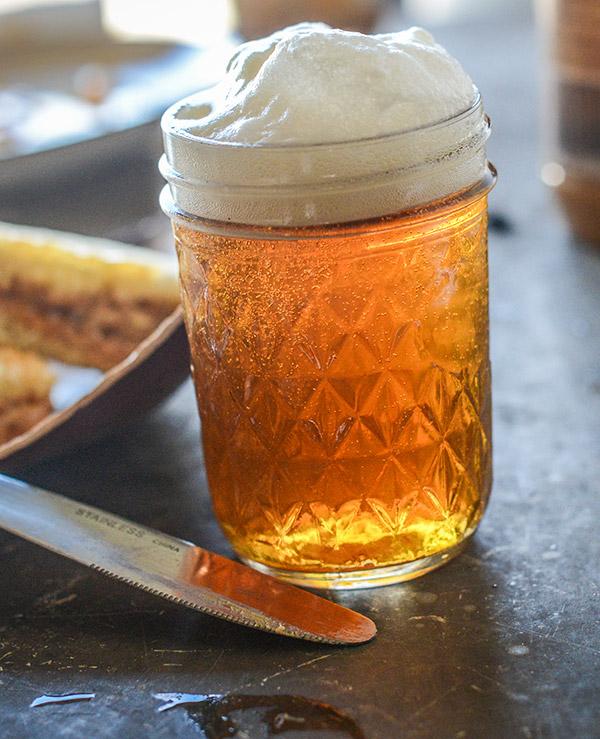 Peanut Butter Beer