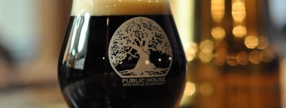 Public House Glass