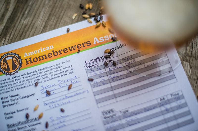 Homebrew Recipe Tips