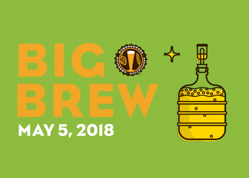 Big Brew for National Homebrew Day