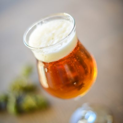 tea beer recipe