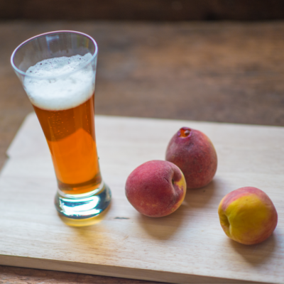 peach homebrew recipe