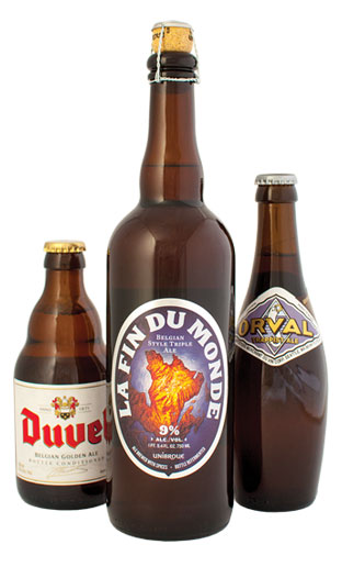 Zymurgy's Best Import Beers