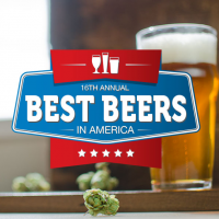 top beers in America