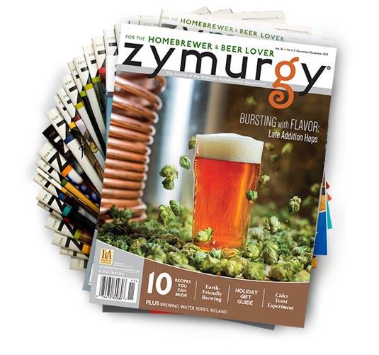zymurgy magazines