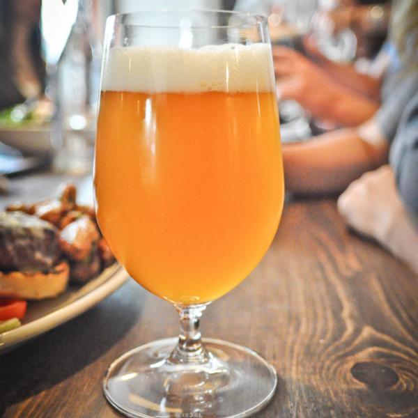 Passionfruit-Mango Wildfire Wheat | Beer Recipe