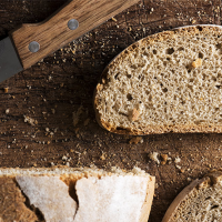 spent grain bread recipe