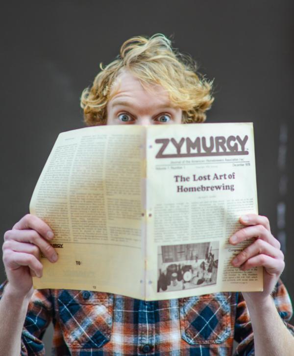 Zymurgy Magazine
