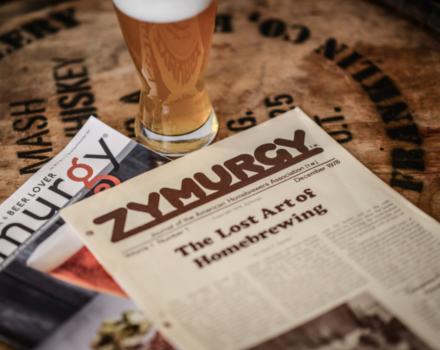 Zymurgy Magazine 1