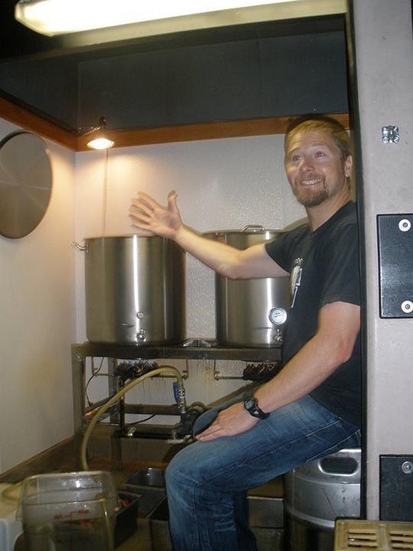 jeremy tofte melvin brewing