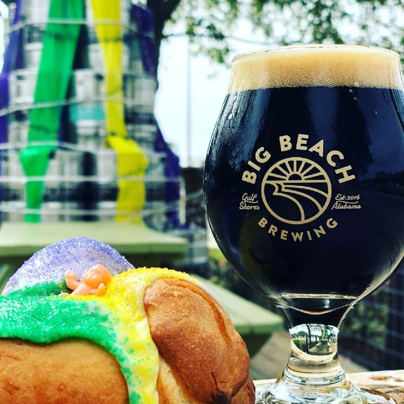 king cake beer recipe