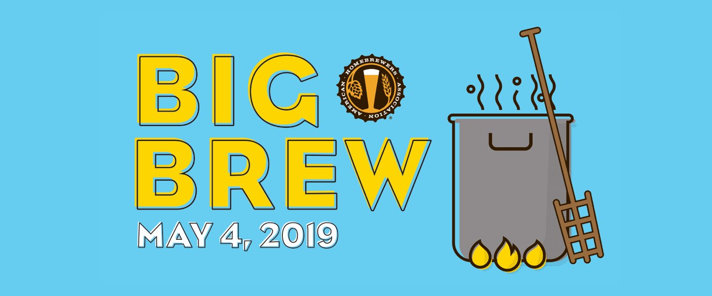 Big Brew Day 2019 @ TBA