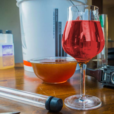 Berry mead recipe