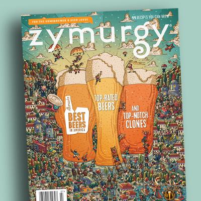 Zymurgy magazine best beers