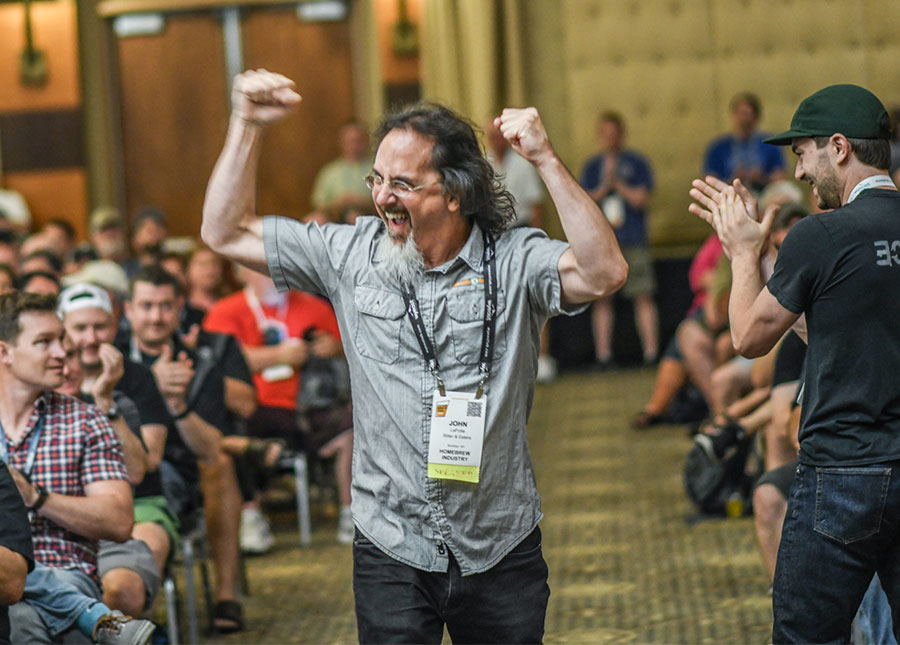 National Homebrew Competition 2019