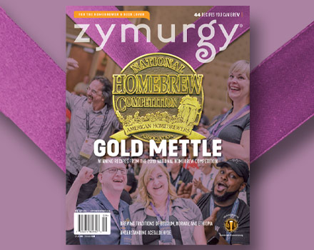 NHC Zymurgy Magazine
