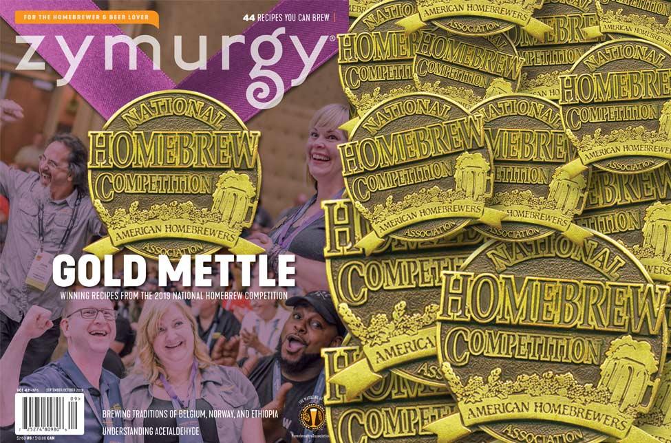 September/October 2019 Zymurgy Magazine