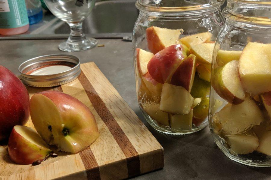 make apple cider vinegar