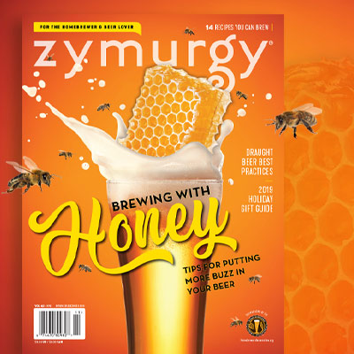 ND19 Zymurgy Magazine