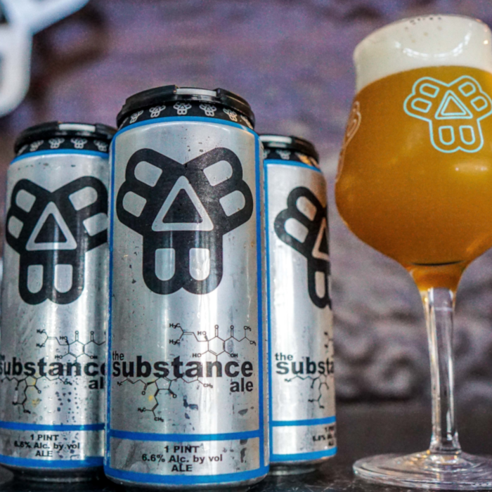 Bissel Brothers The Substance New England IPA