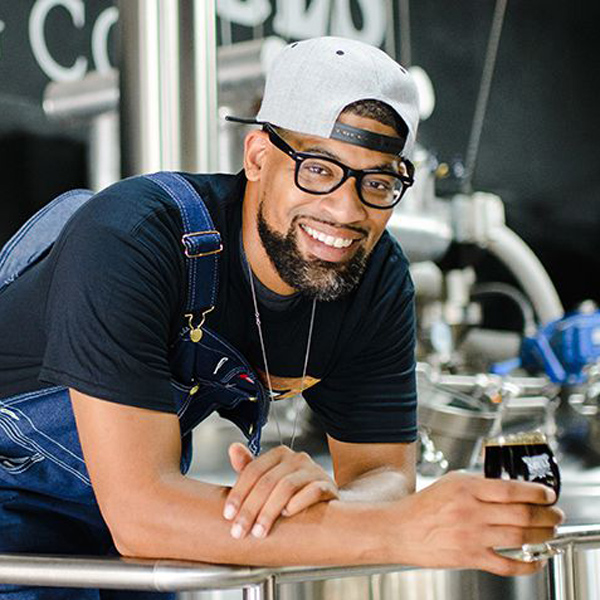 Marcus Baskerville, Weathered Souls Brewing Company