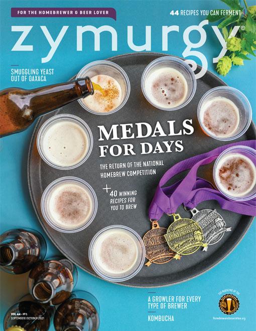 zymurgy magazine cover