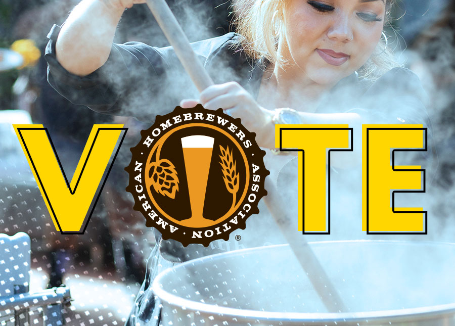 American Homebrewers Association Governing Committee Election