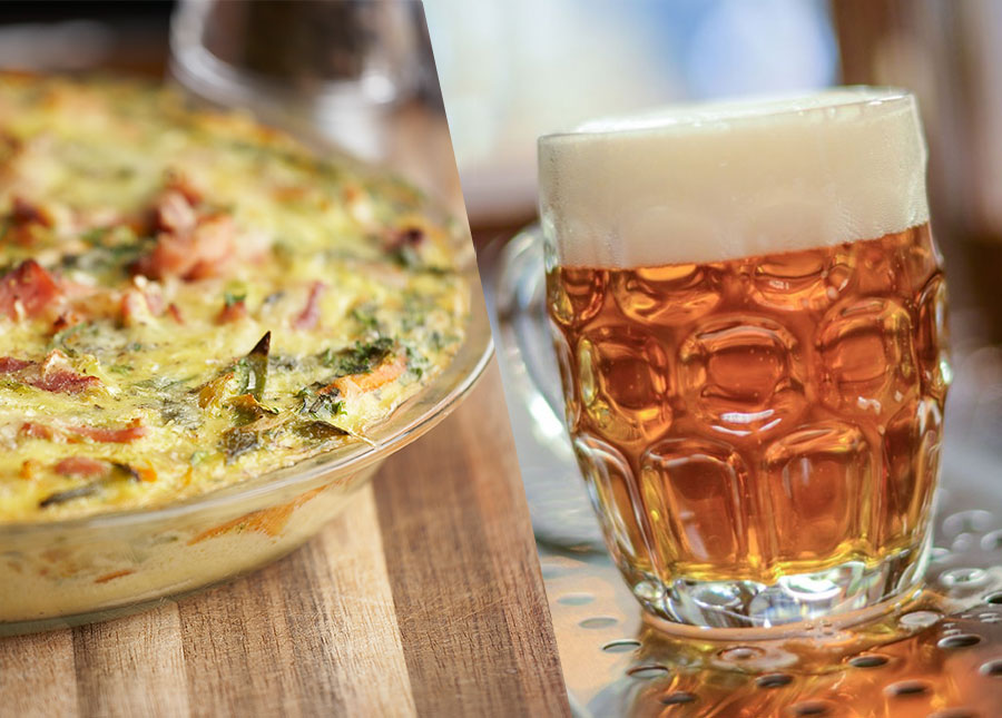 Frittata and Marzen pairing
