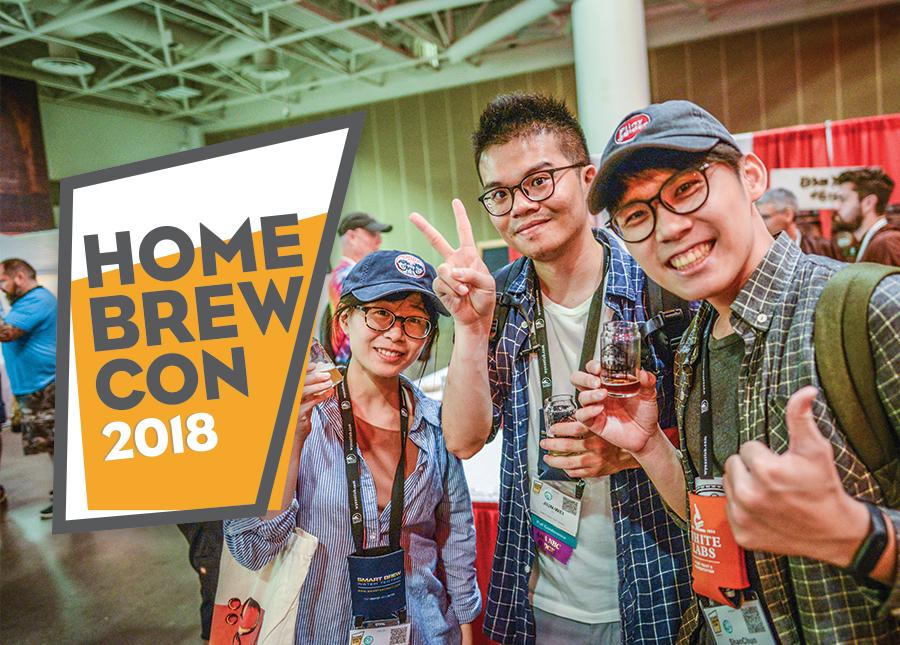Homebrew Con 2018