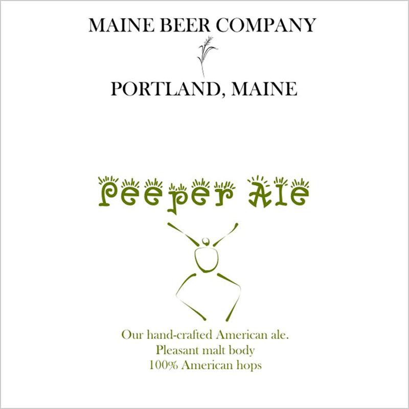 Maine Peeper Ale