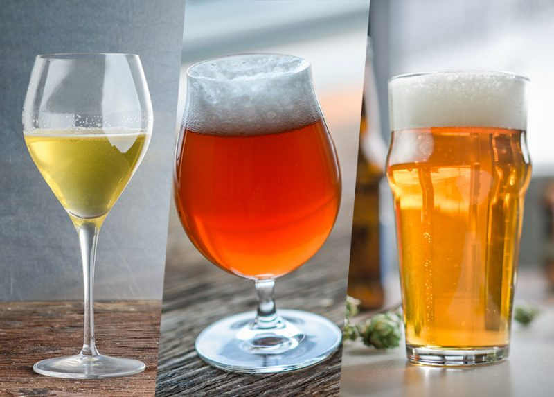 beer wine hubrid