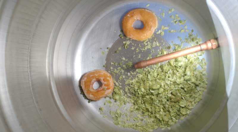 Stale Doughnut Belgian Pale Ale