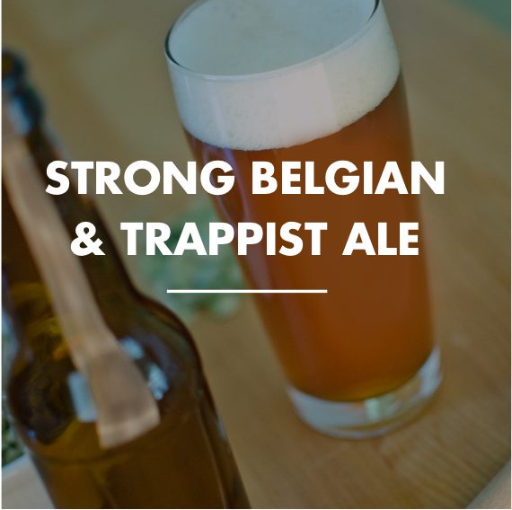 Strong Belgian & Trappist Ale