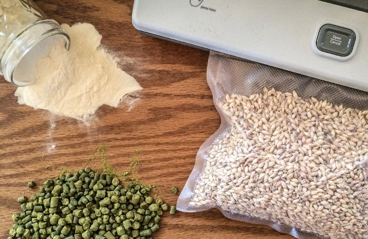 homebrewing ingredients