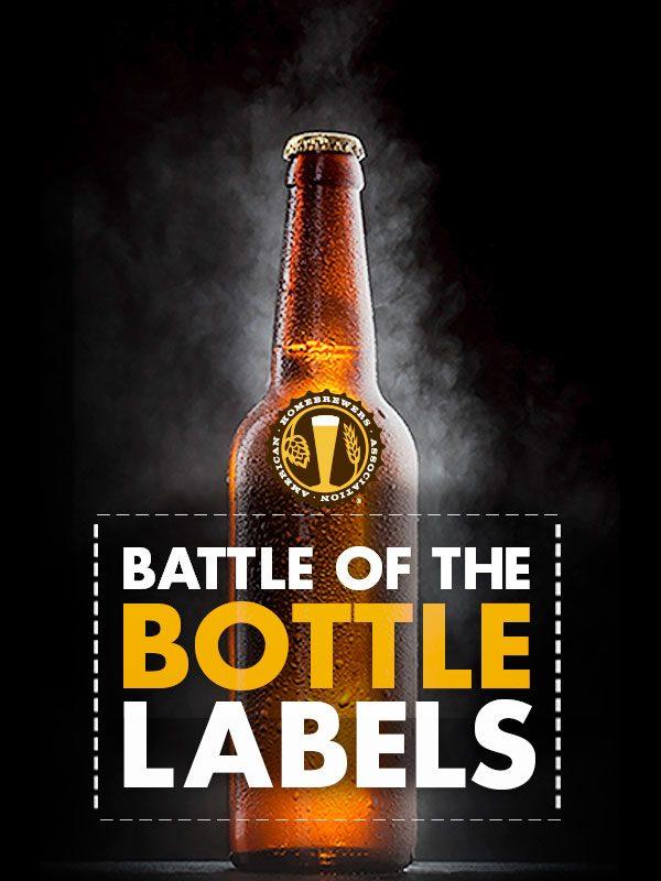 homebrew bottle labels