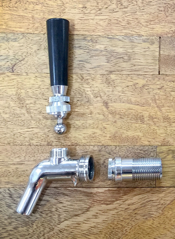 The Anatomy of a Beer Faucet - American Homebrewers Association
