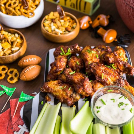 beer-infused football recipes