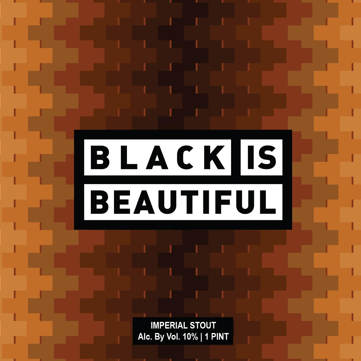 Black is Beautiful Stout