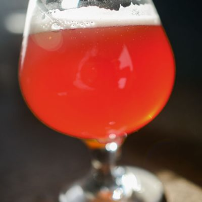 Sour Cherry Cider