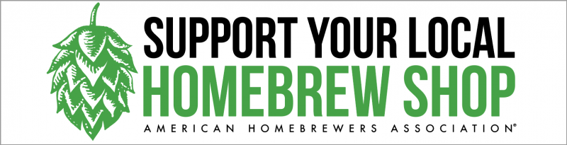 Support Your Local Homebrew Shop