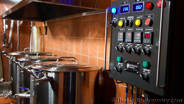 How to Estimate Power Requirements for Your Electric Brewery